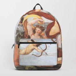 Triumph of Galatea by Rafaello Backpack