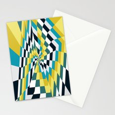 Abstract Angles 2 Stationery Cards