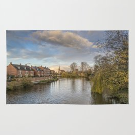 The River Severn Rug
