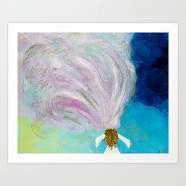 Atmosphere Changer Art Print