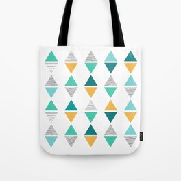 Triangles 1 Tote Bag