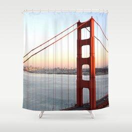GOLDEN GATE BRIDGE - 1 Shower Curtain
