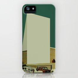 Block 67 iPhone Case