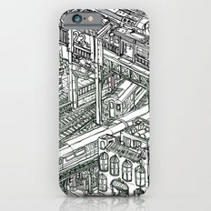 The Town of Train 1 iPhone 6s Slim Case