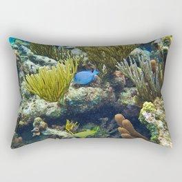Grand Cayman Seascape Rectangular Pillow