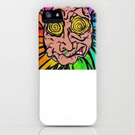 Psychosis iPhone Case