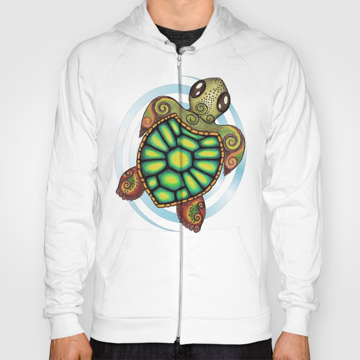 Baby Sea Turtle Hoody