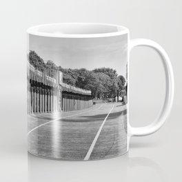 Gasoline Alley, Isle of Man Coffee Mug