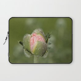 Pink Poppies Laptop Sleeve