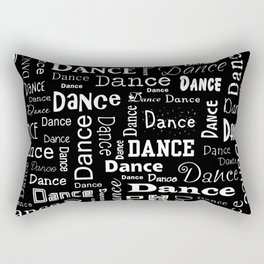 Just Dance! Rectangular Pillow