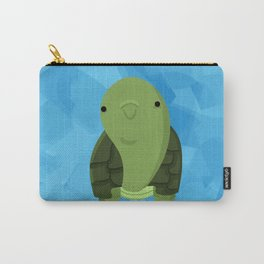 The Happy Turtle Carry-All Pouch