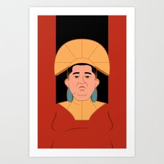 Kim Jong Boom, Baby! Art Print