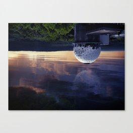 Teufelsberg inverted Canvas Print