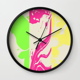 Colorvibes Wall Clock