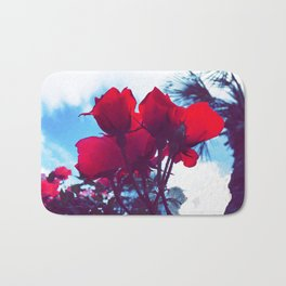 Rookie Roses Bath Mat