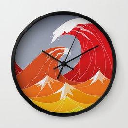 Beaufort Scale Wall Clock