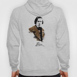 Frederic Chopin - Polish Composer, Pianist Hoody