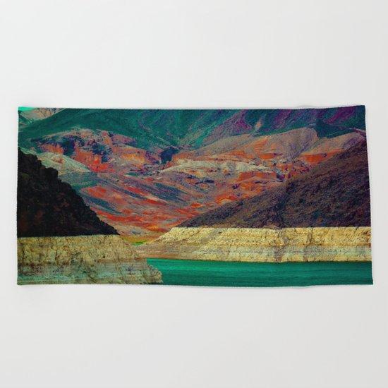 Hoover Beach Towel