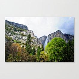 Yosemite Glory Canvas Print