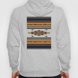 American Native Pattern No. 277 Hoody