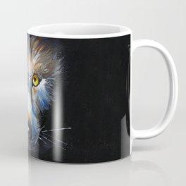 Wolf Close-Up Coffee Mug
