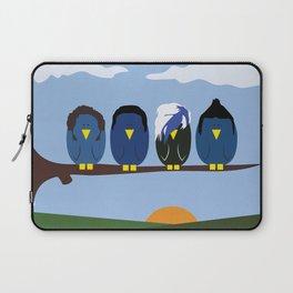 Marianas Trench o' Birds Laptop Sleeve
