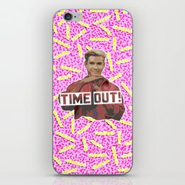 Time out! iPhone Skin