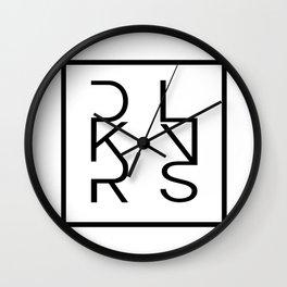 DKR LVS Wall Clock