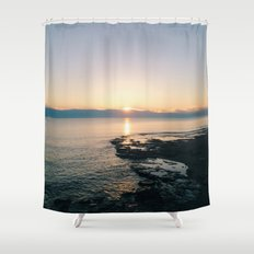 Sunrise I Shower Curtain