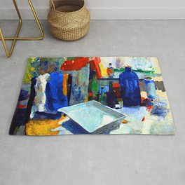 Rik Wouters Dining Table Rug