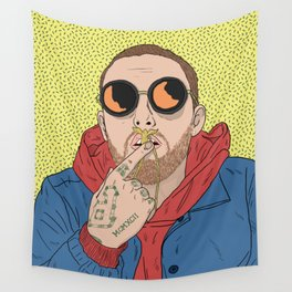 Mac Miller Wall Tapestry