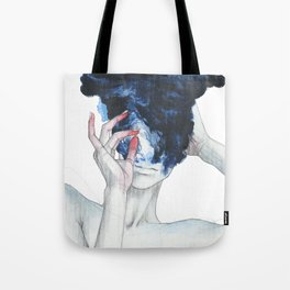 Flaming forests .66 Tote Bag