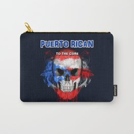 To The Core Collection: Puerto Rico Carry-All Pouch