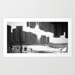 MARBEIRA 02 Art Print