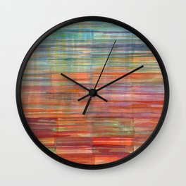 Sedona Wall Clock