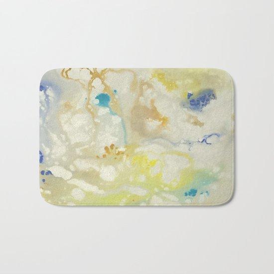 Marbling Series Bath Mat