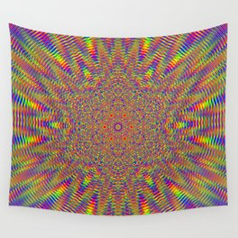 You crazy star Wall Tapestry