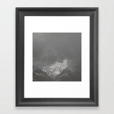 Alpine III Framed Art Print
