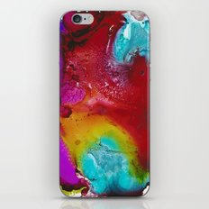 Ink Splash iPhone & iPod Skin