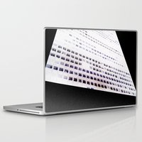 building Laptop & iPad Skins featuring Building by ONEDAY+GRAPHIC