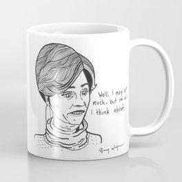 Jerri Blank Portrait Coffee Mug