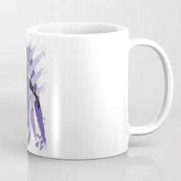 Black Panther (Splatter) Coffee Mug