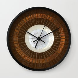 Dubai skylight Wall Clock