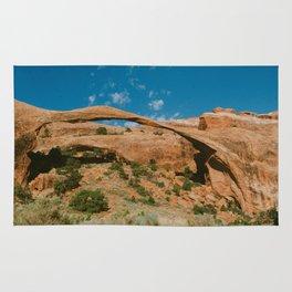 Landscape Arch - Arches National Park Rug