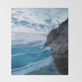 Coast 9 Throw Blanket