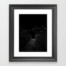 Optical Liberty Framed Art Print