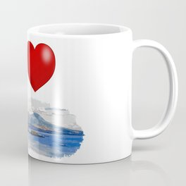 I Love Napoli Coffee Mug