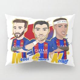 El tridente Pillow Sham