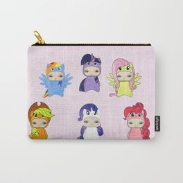 A Boy - Little Pony Carry-All Pouch
