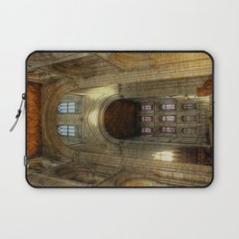 Peterborough Cathedral 2 Laptop Sleeve